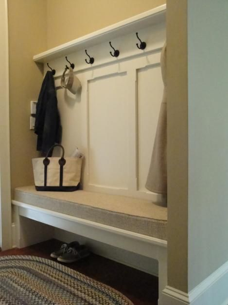 39 Best Images About Mudroom Benches Hall Trees On Pinterest Bench Storage Entry Ways And