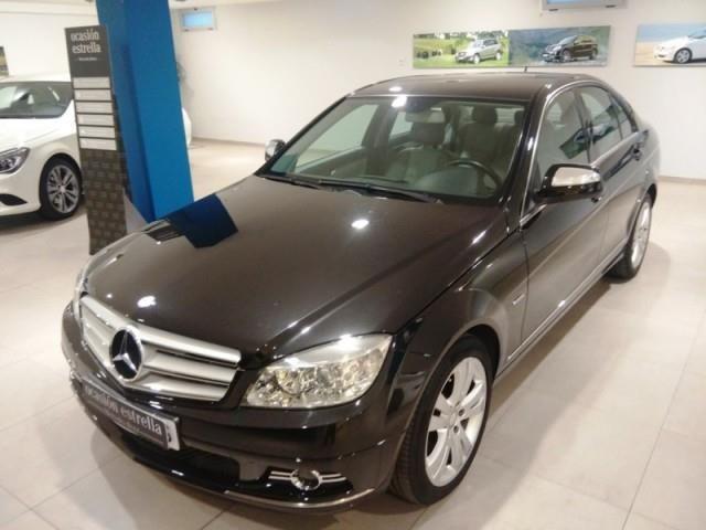 Mercedes-Benz Clase C 220 CDI Berlina 100.250 Kms  Ver >> http://www.mercedesocasionestrella.com/centro-AUTOMOCION-DEL-OESTE/ficha-de-veh%C3%ADculo?id=1340147