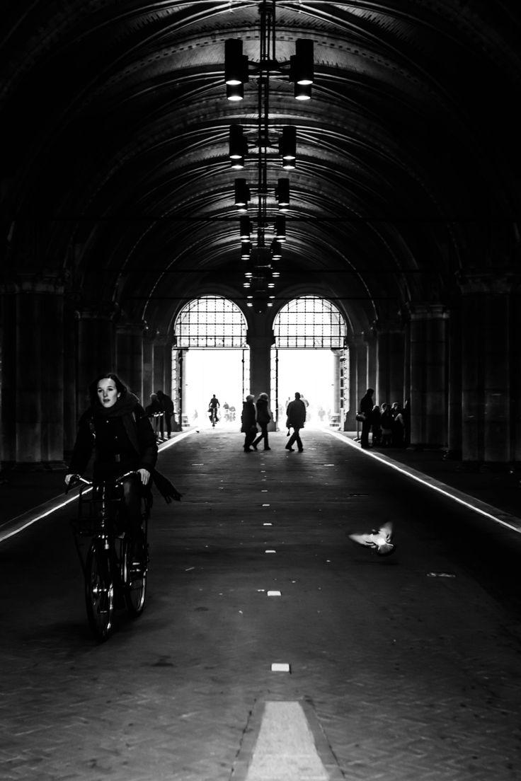 The Bike Rider - Amsterdam