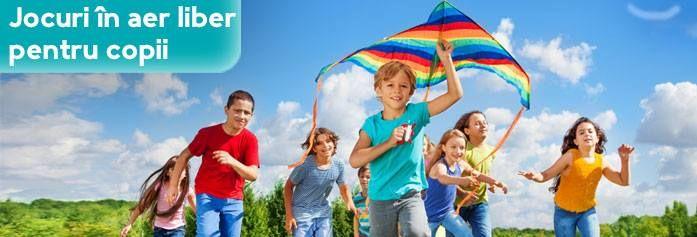 Ce momente frumoase sunt cele in care ne vedem copiii juncandu-se bucurosi afara, alergand si imbratisand aerul!  Va recomandam categoria noastra de produse Jocuri si jucarii educative – selectia Arta si indemanare, unde veti gasi o gama variata de materiale utile pentru activitati cu cei mici.