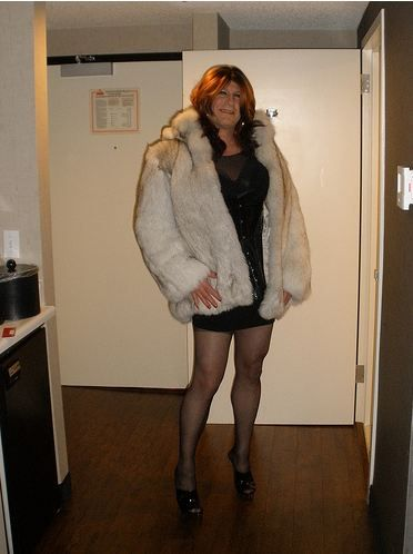 Fur, crossdressing, trannies, etc... | Crossdressers in ...