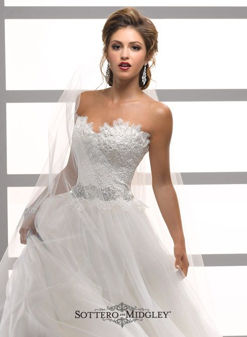 Love this!  Gracelyn by Maggie Sottero
