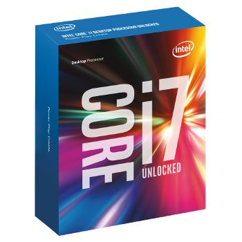 Processeur socket 1151 Intel Core i7 6700K