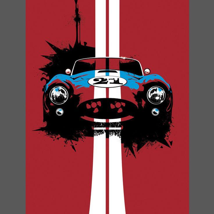 Image of Cobra 18x24 Silkscreened Print