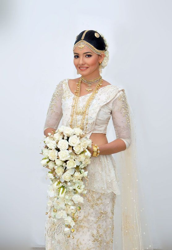 By Chandani Bandara - amazing bridal dressing at a ...