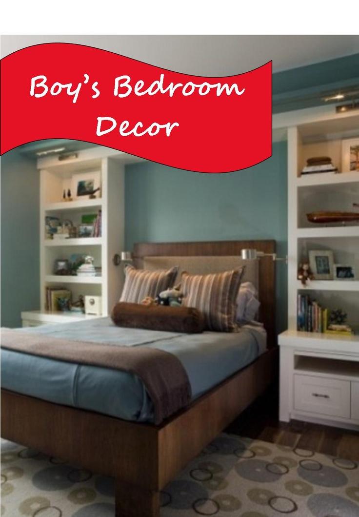 Review A board full of Boy s Bedroom Decor Ideas - Contemporary tween boy bedroom ideas Elegant