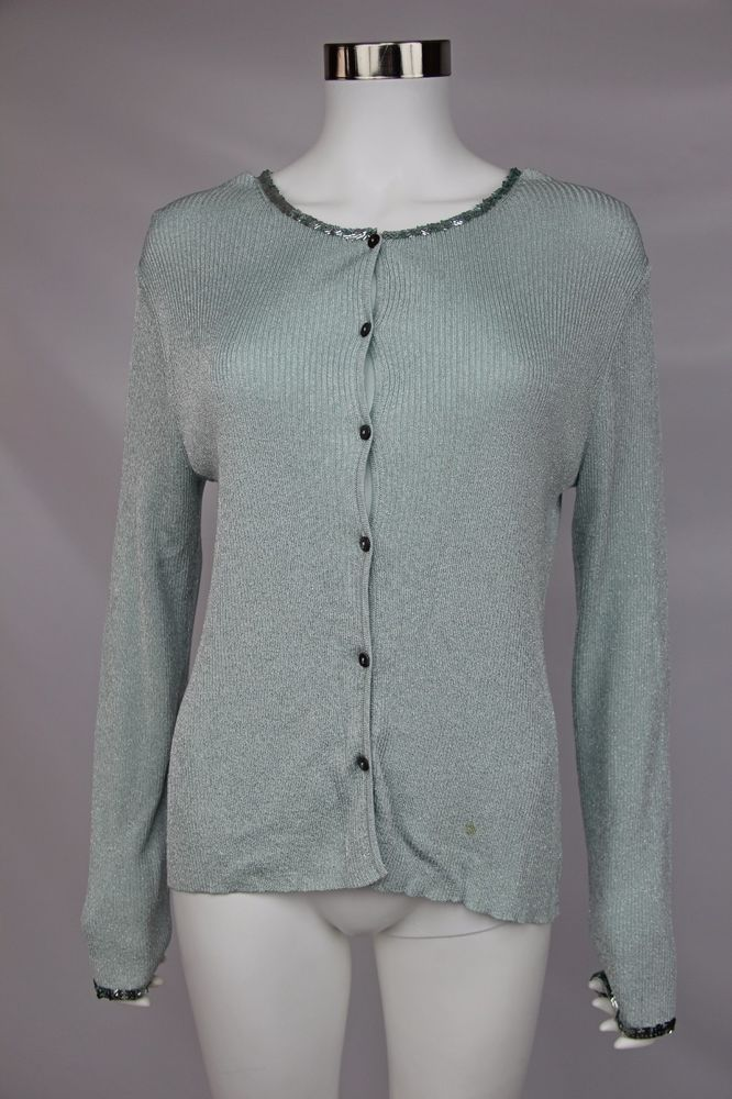 Silver And Blue Cardigans 88