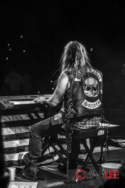 Epic Firetruck's Zakk Wylde's Black Label Society ~ Chad Lee Photography ~
