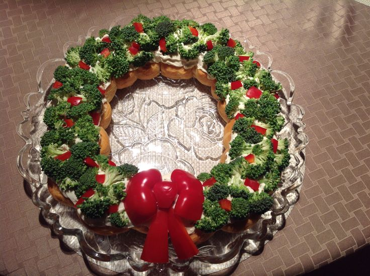 Crescent Roll Wreath | My Projects | Pinterest | Crescent rolls ...