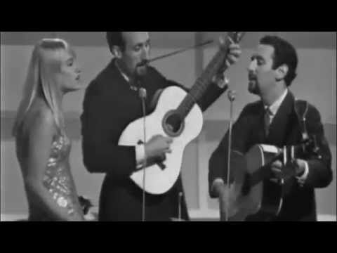 In honor of January 16, Appreciate a Dragon Day - Puff The Magic Dragon Peter Paul & Mary