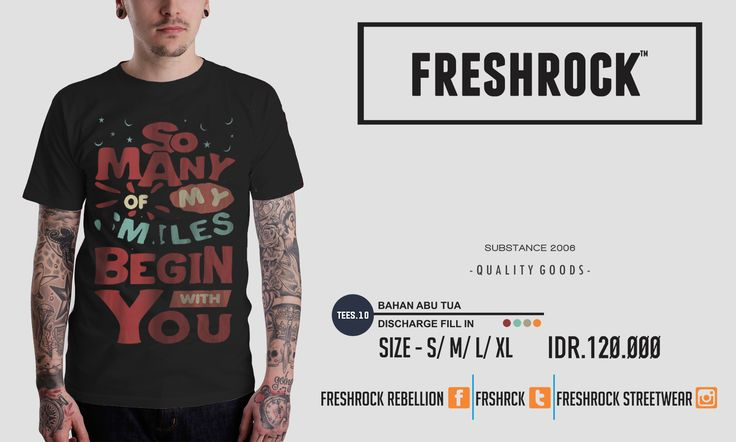 new tees product freshrock clothing