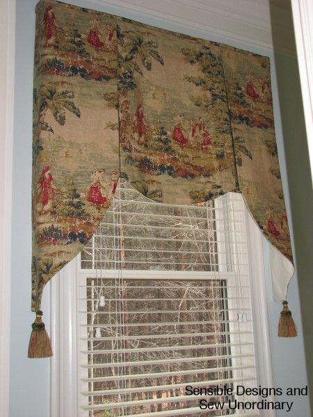 640 best window treatments - cornices, valances, draperies, diy
