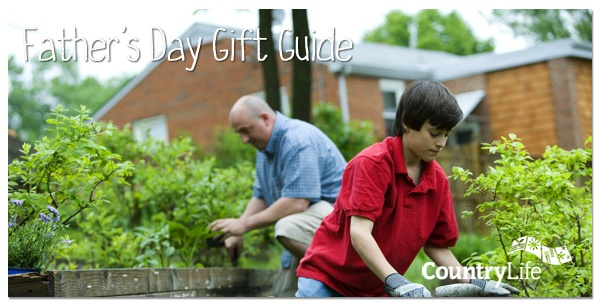 Father's Day is just around the corner. Don't fret, we here at CountryLife are on hand to help you choose the perfect gardening gift this Father's Day. #Father's #Day #Gardening #Gift #Ideas