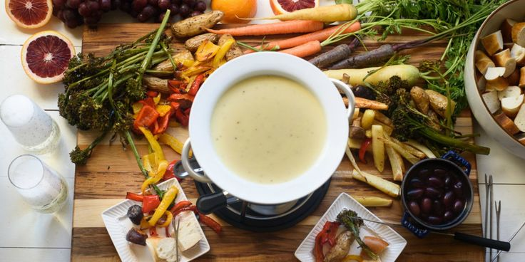 Beer cheese fondue is the perfect recipe for a romantic date night in ...