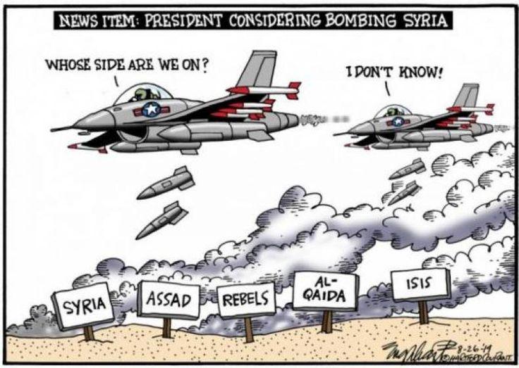 """Apakah Suriah akan Jadi Vietnam """"Keempat"""" bagi Amerika Serikat?  Oleh: Clemens Danang  Sejak pecahnya perang saudara di Suriah pada tahun 2011 situasi geopolitik di daerah timur tengah menjadi sebuah kekacauan yang luar biasa. Banyak pihak yang terlibat dalam perang yang telah memakan lebih dari 470.000 korban jiwa per Februari 2016 berdasarkan Syrian Centre for Policy Report. Salah satu pihak yang menjadi salah satu pemain utama dalam konflik ini adalah NIIS Negara Islam Irak dan Suriah…"""