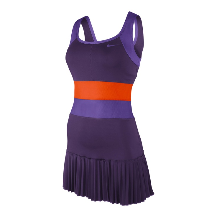 Nike Serena Pleated Knit Dress, AO 2013