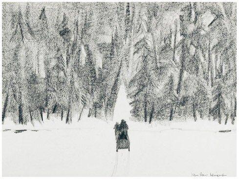 89 best Jean Paul Lemieux images on Pinterest | Artists, Canadian ...