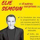 Elie Semoun s'ajoute à la programmation du Waterlol Comedy Festival! WaterlolFaites l'humour, pas la guerre au Waterloo Comedy Festival ! 50 artistes pour 11 spectacles répartis sur deux scènes. L'une sous un grand chapiteau de 1600 places et l'autre dans la salle Jules Bastin.  Source   #Waterlol