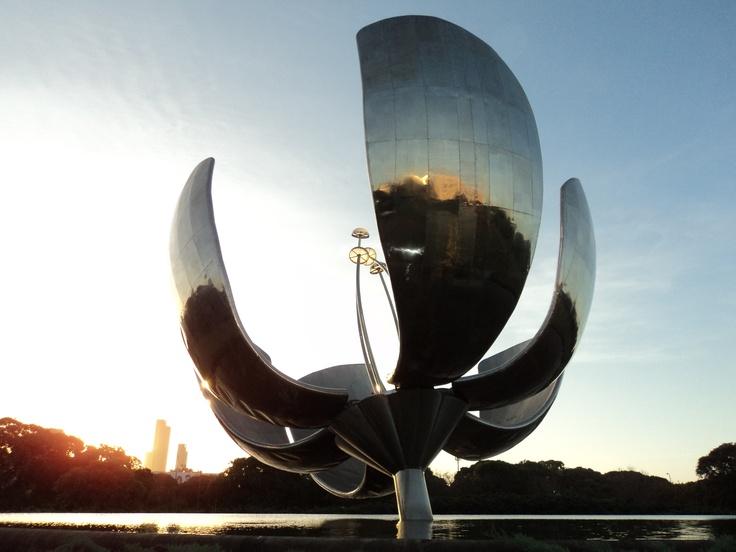 Steel Flower by Eduardo Catalano