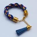 colourful bracelet more on www.beetlemellow.pl