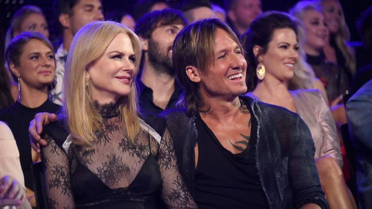 Keith Urban's Woman-of-the-Year Wife