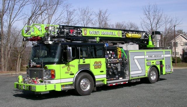 american lafrance | American Lafrance Fire Truck 14 | Firefighter Directory