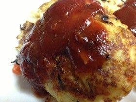 ヘルシーなんです!肉なし豆腐ハンバーグ! by Yuka♪のレシピ [クックパッド] 簡単おいしいみんなのレシピが227万品
