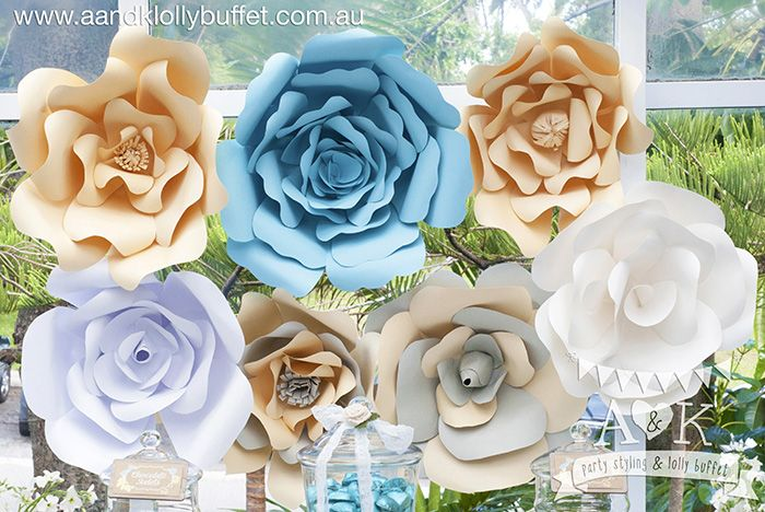 http://aandklollybuffet.com.au/yellow-aqua-white-floral-rustic-wedding-lolly-buffet/