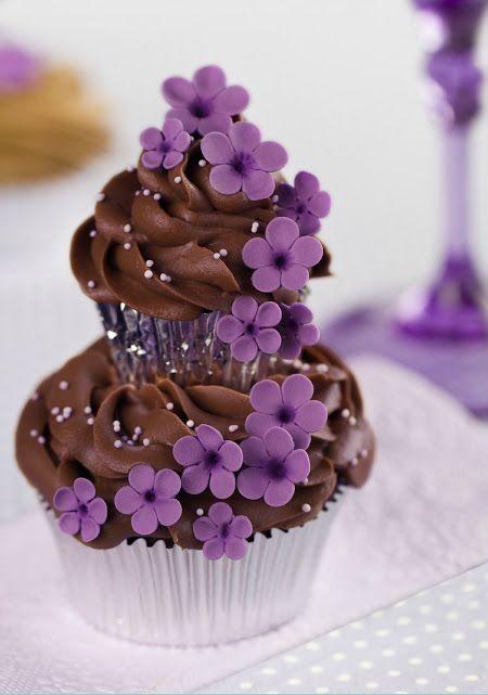 Cupcakes de Cakes Haute Couture