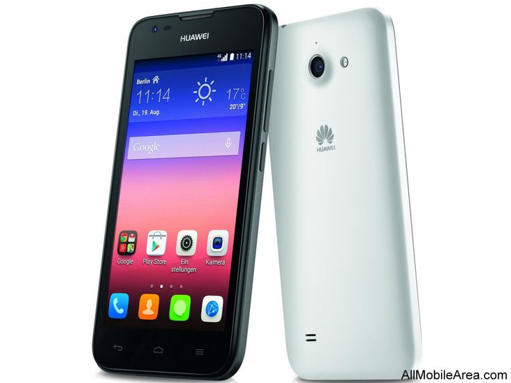 Huawei Ascend Y550 – Price and Specifiactions