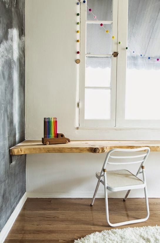 the boo and the boy: kids' desks, tables and chairs