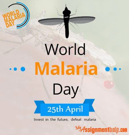 """""""The long walk to a malaria-free world""""  #WORLDMALARIADAY 25TH APRIL - INVEST IN THE FUTURE: DEFEAT MALARIA On World Malaria Day 2017, @MyAssignmenthelp.com is calling for a sincere commitment from all to the vision of a Malaria free world."""