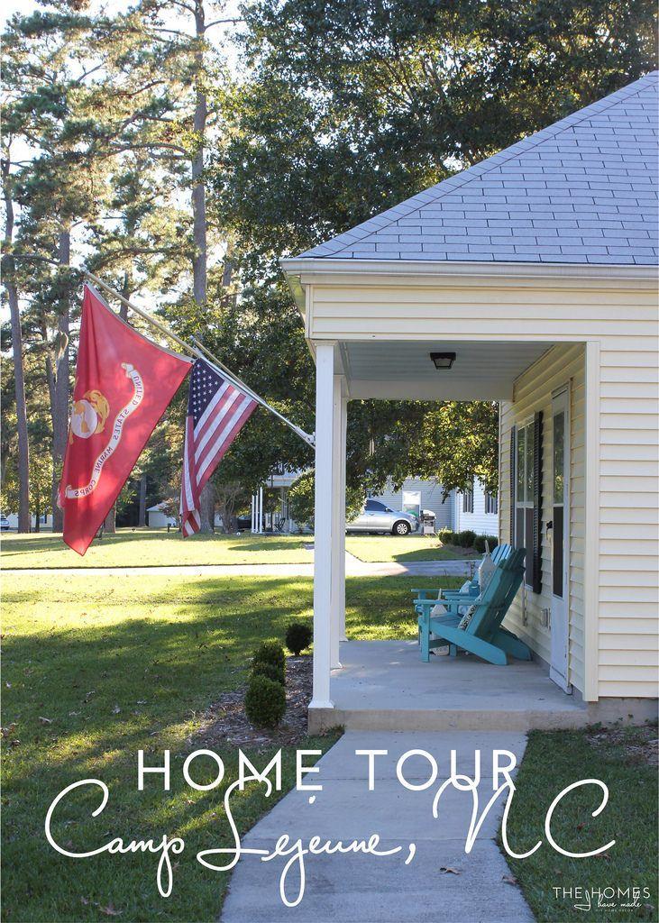Home Tour | Camp Lejeune NC