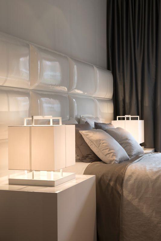Interiors DMF / Custom Made sleeping bedden op alle maten met hoofdborden in alle uitvoeringen en stoffen.