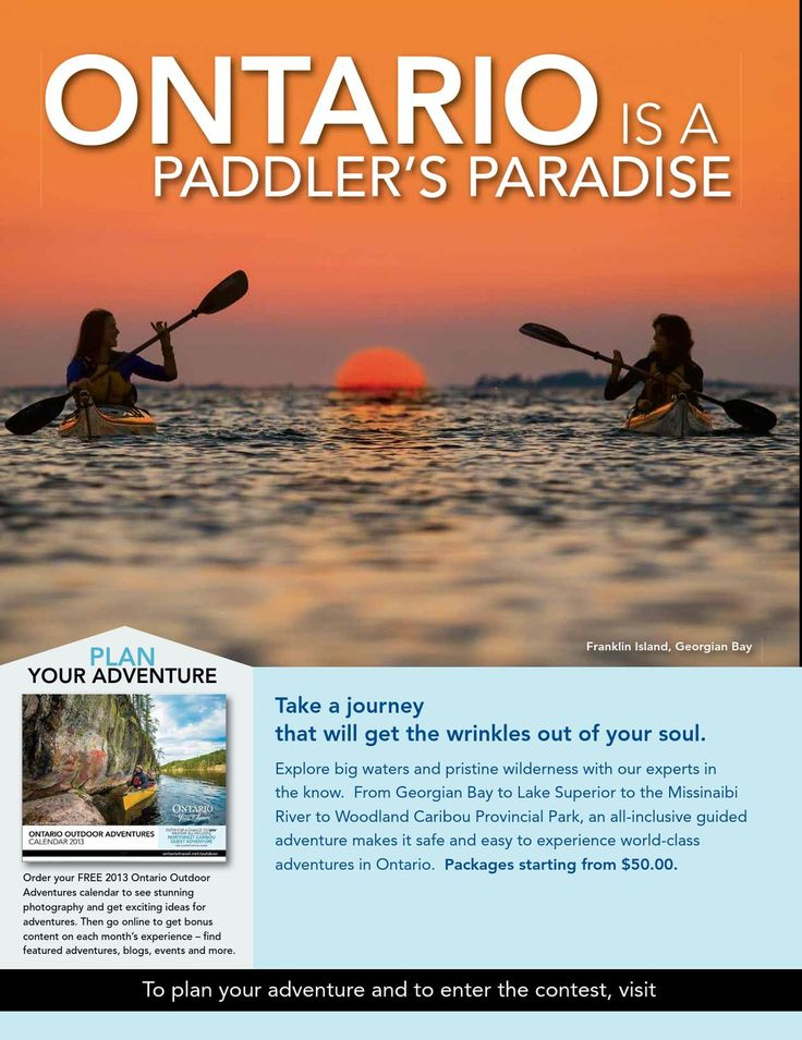 ISSUU - Ottawa Outdoors Spring 2013 by Ottawa Outdoors Magazine