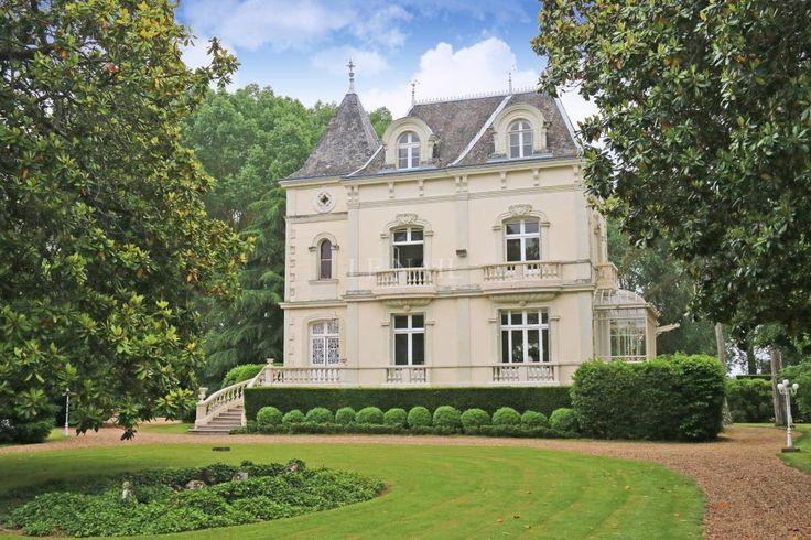 Château luxe SAUMUR