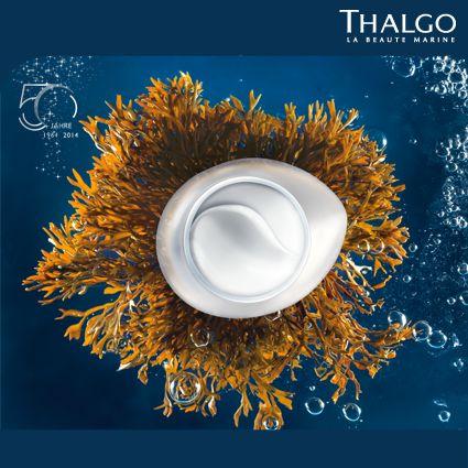 Thalgo natural cosmetics algae