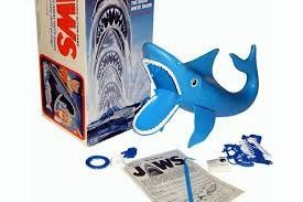 JAWS Toy from 1980's.