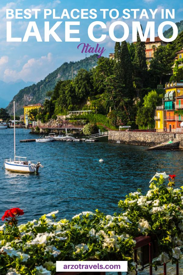 Where To Stay In Lake Como Best Hotels Places To Stay Italy