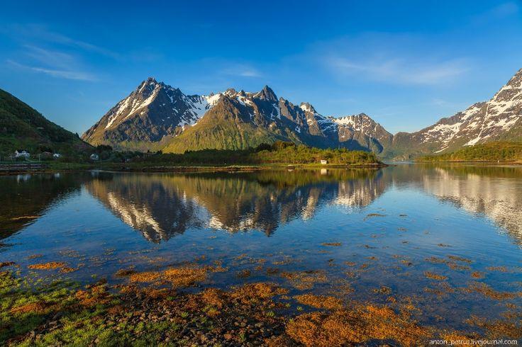 Лофотенские острова – лаконичное совершенство природы - Путешествуем вместе
