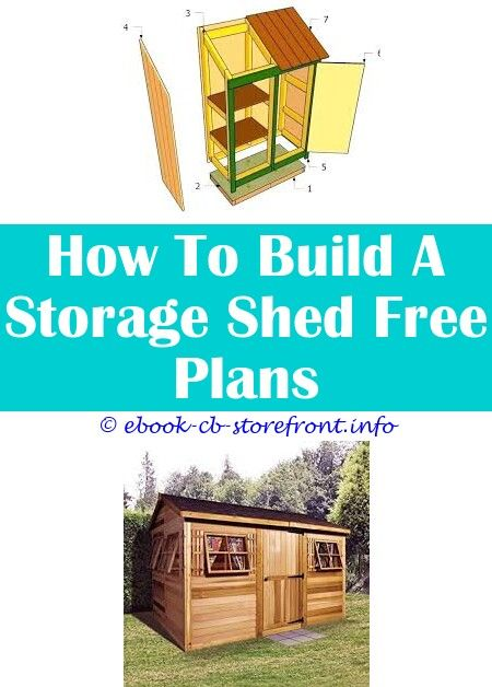 3 Connected Cool Tricks: Building Your Own Shed Uk Shed ...