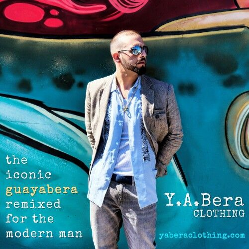 It's hard to define our style. We can take any one of our Y.A.Bera Guayabera shirts and go from elegance to street like no other shirt can. Check out our collection online.                     ✌ YABERA ✌   modern art + iconic shirt = Y.A.Bera Clothing  View the collection at www.yaberaclothing.com   #yaberaclothing #menswear #gq #shirt #cubano #cigar #latino #miami #fashion #mensfashion #mensstyle #menswear #gentleman #gentlemen #miamibeach #miamilife #guayabera #dapper #handsome #designer…