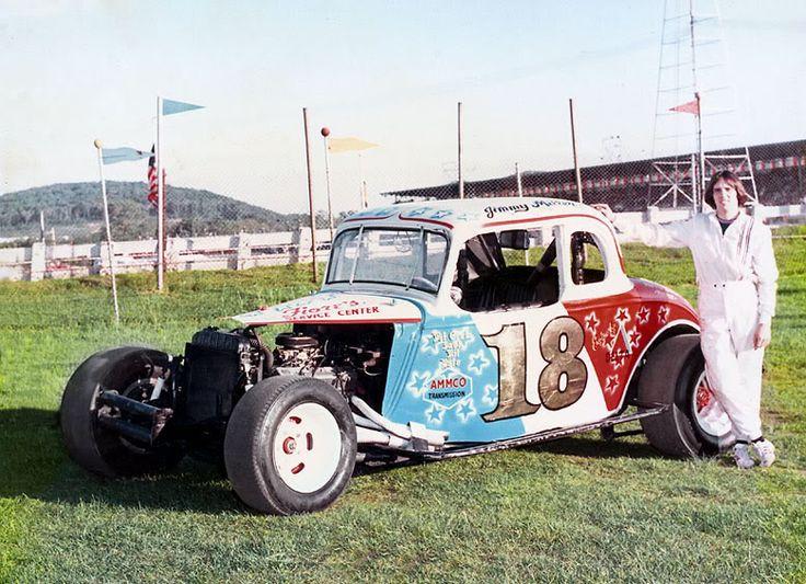 326 best old race cars images on pinterest for Dirt track garage