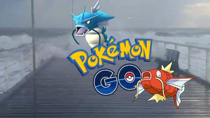 100% IV gyarados evolution Pokemon go