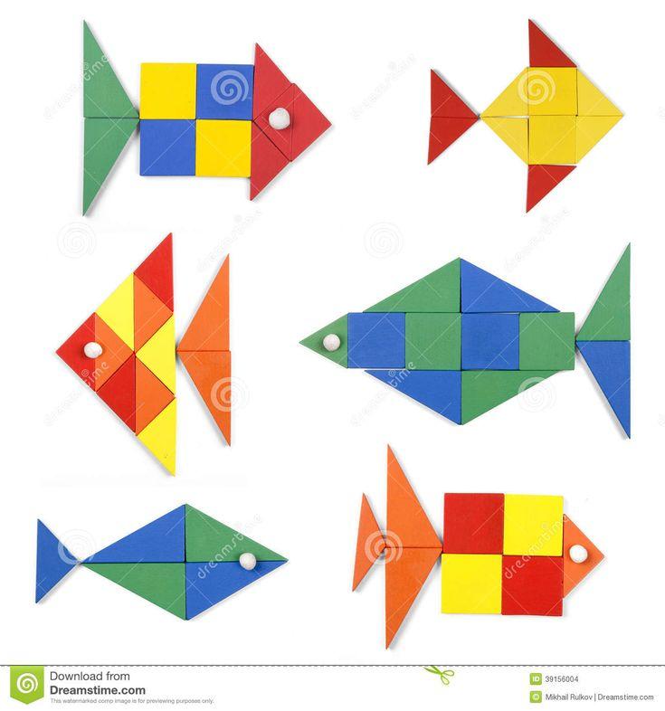 Los-pescados-fijados-de-figuras-geométricas-39156004.jpg