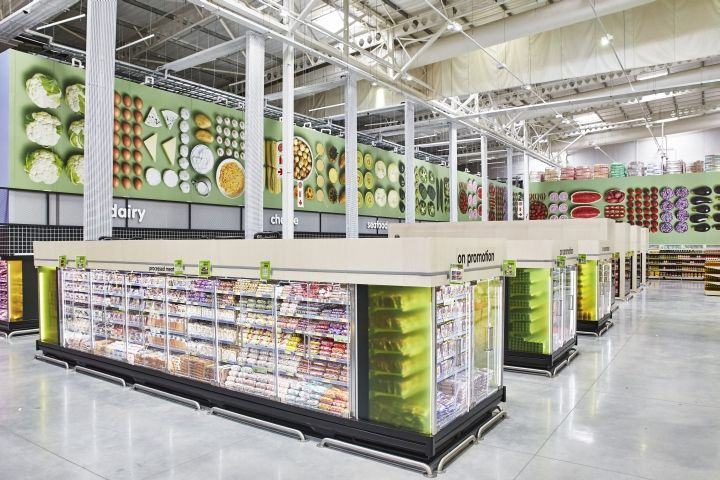 Makro Riversands Store By Tdc Co Johannesburg South Africa
