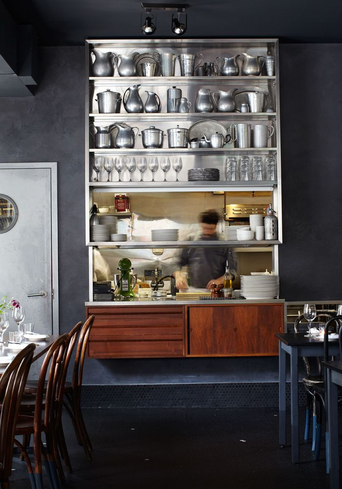 A Restaurant in Harlem Where Everything Old Is New Again - T Magazine - bathroom color scheme