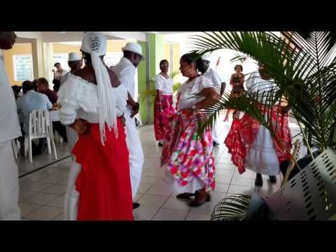 Danse de Haute Taille, Le Robert,  Martinique - YouTube