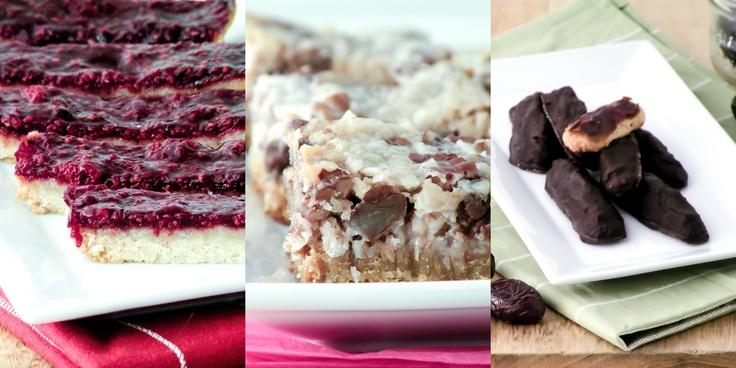 13 best indulge 70 grain free desserts e book images on pinterest raspberry bars magic cookie bars twix bars grain freepaleogluten fandeluxe Images