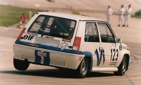 Renault 5 GT Turbo Coppa